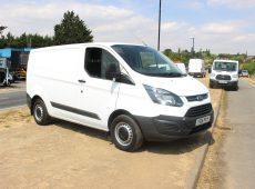 2016 (16 PLATE) FORD TRANSIT CUSTOM 290 ECO-TECH