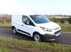 2017 (17 PLATE) FORD TRANSIT CONNECT 220 EURO 6