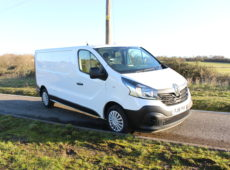2016 (16 PLATE) RENAULT TRAFIC LL29 BUSINESS ENERGY DCI