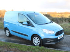 2015 (15 PLATE) FORD TRANSIT COURIER TREND TDCI