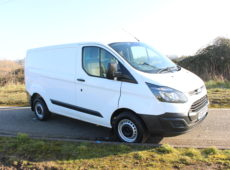 2015 (65 PLATE) FORD TRANSIT CUSTOM 290 ECO-TECH