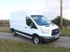 2016 (16 PLATE) FORD TRANSIT 350 LONG WHEEL BASE