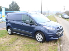 2017 (17 PLATE) FORD TRANSIT CONNECT 210 TREND EURO 6 LWB