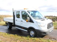 2016 (16 PLATE) FORD TRANSIT 350 TIPPER
