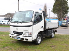 2007 (57 PLATE) TOYOTA DYNA 300 D-4D SWB
