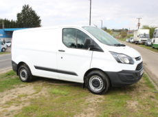 2017 (17 PLATE) FORD TRANSIT CUSTOM 270 EURO 6