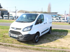 2015 (15 PLATE) FORD TRANSIT CUSTOM 290 ECO-TECH