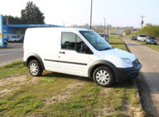 2012 (62 PLATE) FORD TRANSIT CONNECT 90 T220