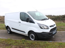 2017 (17 PLATE) FORD TRANSIT CUSTOM 290 !! EURO 6   !!!