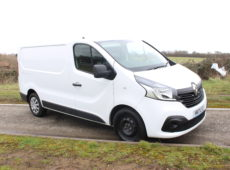 2017 (17 PLATE) RENAULT TRAFIC SL27 BUSINESS PLUS DCI EURO 6