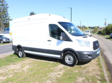 2015 (15 PLATE) FORD TRANSIT 350 PANEL VAN LONG WHEEL BASE HIGH ROOF