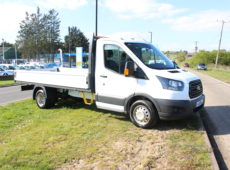 2017 (17 PLATE) FORD TRANSIT 350 LWB DROPSIDE LORRY