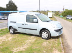 2012 (12 PLATE) RENAULT KANGOO MAXI SPORT DCI TWIN SIDE LOADING DOORS