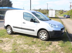 2015 (64 PLATE) PEUGEOT PARTNER 850 PROFESSION HDI
