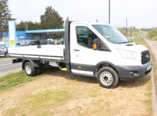 2016 (16 PLATE) FORD TRANSIT 350 DROPSIDE/FLAT BED