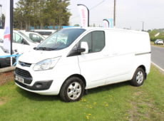 2016 (16 PLATE) FORD TRANSIT CUSTOM 279 LIMITED E-TECH