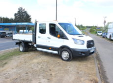 2017 (17 PLATE) FORD TRANSIT 350 DOUBLE CAB TIPPER EURO 6