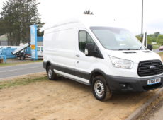 2016 (66 PLATE ) FORD TRANSIT LONG WHEEL BASE 350 L3 H3 (ULEZ EXEMPT)