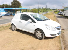 2008 (58 PLATE) VAUXHALL CORSA CDTI CAR DERIVED VAN