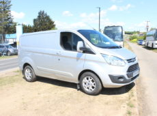 2015 (64 PLATE) FORD TRANSIT CUSTOM 290 LIMITED