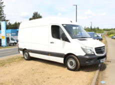 2014 (64 PLATE) MERCEDES SPRINTER 313 CDI MEDIUM WHEEL BASE HIGH ROOF