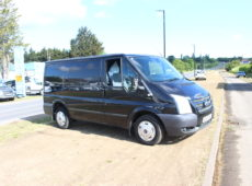 2012 (12 PLATE) FORD TRANSIT 100 T260 TREND FWD