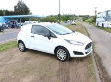 2013 (13 PLATE) FORD FIESTA BASE TDCI