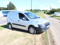 2016 (16 PLATE) CITREON BERLINGO 625 ENTERPRISE HDI