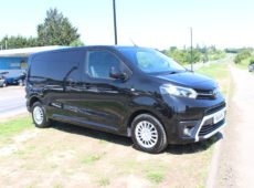 2018 (18 PLATE) TOYOTA PROACE L1 COMFORT  EURO 6