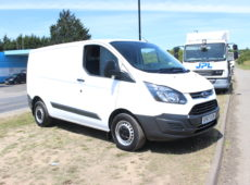 2017 (67 PLATE) FORD TRANSIT CUSTOM 290  EURO 6
