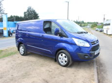2016 (16 PLATE) FORD TRANSIT CUSTOM 270 LIMITED E-TECH