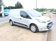 2017  (67 PLATE) FORD TRANSIT CONNECT 210 TREND AIR CON LONG WHEEL BASE