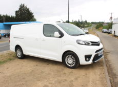 2018 (18 PLATE) TOYOTA PROACE COMFORT LONG WHEEL BASE