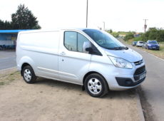 2017 (17 PLATE) FORD TRANSIT CUSTOM LIMITED EURO 6