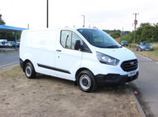 2018 (18 PLATE) FORD TRANSIT CUSTOM 300 BASE NEW SHAPE EURO 6