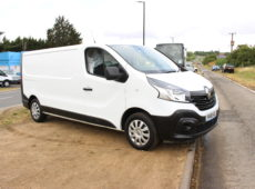 2016 (66 PLATE) RENAULT TRAFIC LL29 BUSINESS DCI LWB ULEZ EXEMPT