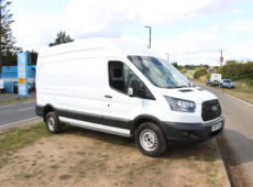 2017 (17 PLATE) FORD TRANSIT 350 EURO 6