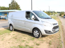 2017 (17 PLATE) FORD TRANSIT CUSTOM 290 LIMITED LONG WHEEL BASE