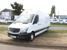 2016 (66 PLATE) MERCEDES-BENZ SPRINTER 314 CDI ULEZ EXEMPT
