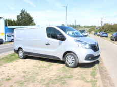 2016 (66 PLATE) RENAULT TRAFIC LL29 BUSINESS+DCI LWB