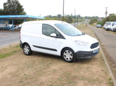2016 (16 PLATE) FORD TRANSIT COURIER TREND TDCI