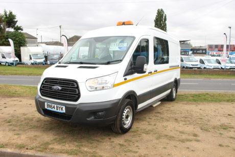 Ford Van Dealers