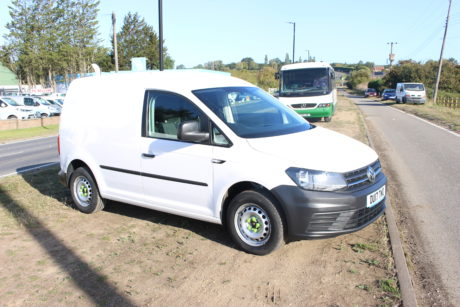 Used Commercial Vans UK