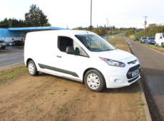 2017 (17 PLATE) FORD TRANSIT CONNECT 210 TREND LWB PANEL VAN