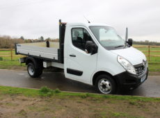 2016 (16 PLATE) RENAULT MASTER ML35 BUSINESS DCI DRW TIPPER