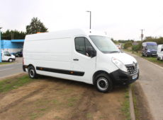 2016 (66 PLATE) RENAULT MASTER LM35 BUSINESS DCI