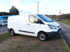 2016 (66 PLATE) FORD TRANSIT CUSTOM 290 LONG WHEEL BASE