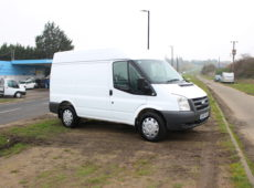 2010 (10 PLATE) FORD TRANSIT 100 T330S RWD