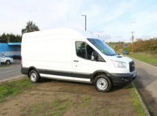 2015 (15 PLATE) FORD TRANSIT 350 LONG WHEEL BASE