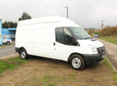 2013 (13 PLATE) FORD TRANSIT 350 LONG WHEEL BASE